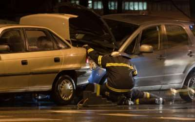 Staged Accident Videos